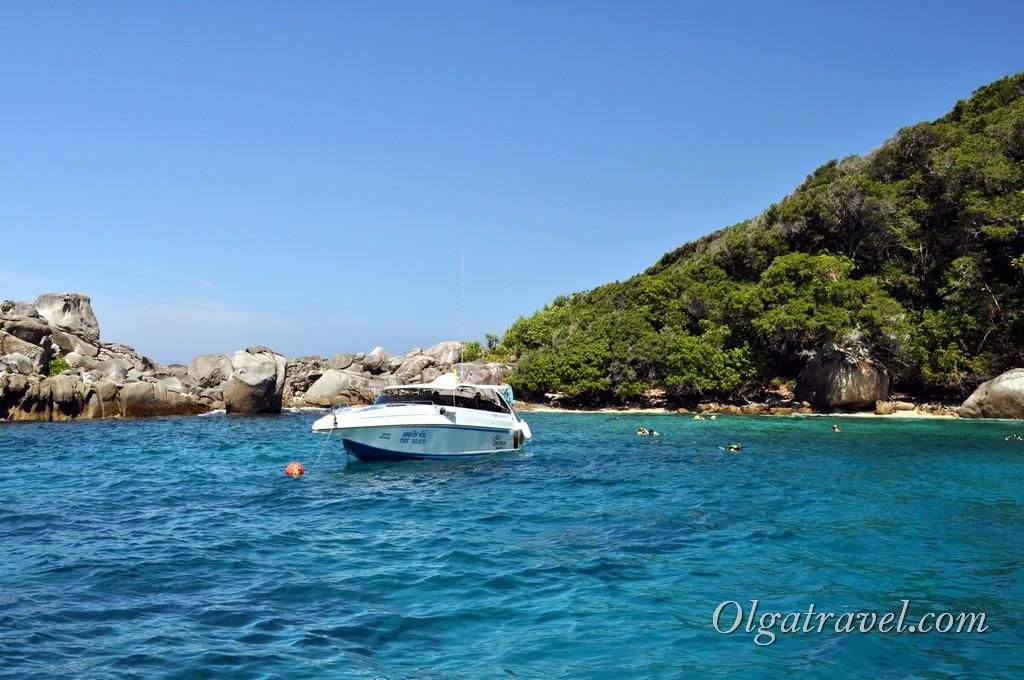 Симиланские острова тур