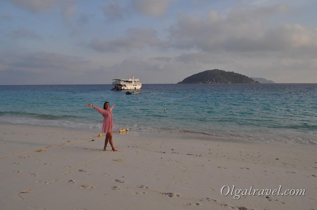 симиланские острова отзывы