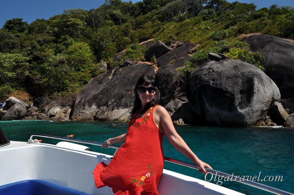 тур на Симиланские острова
