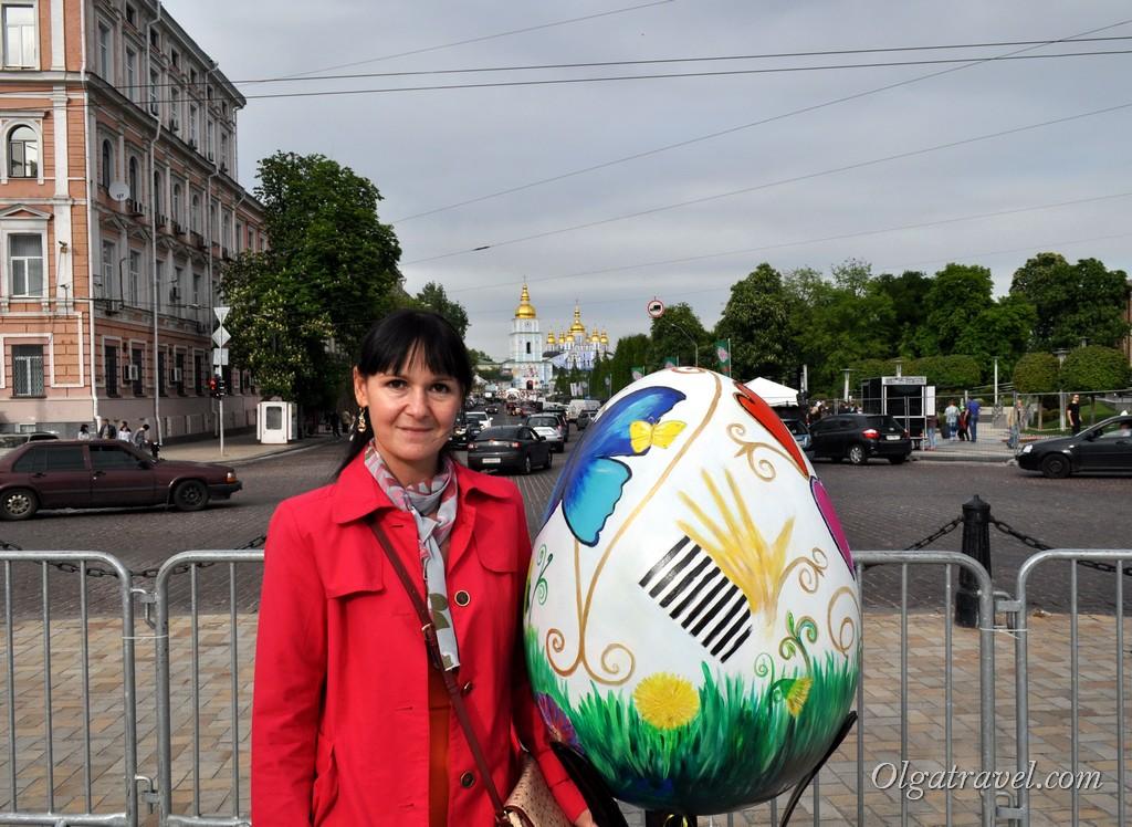 Пасха в Киеве