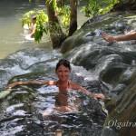 Горячие источники Краби или Hot Springs Waterfall (Ron Waterfall)