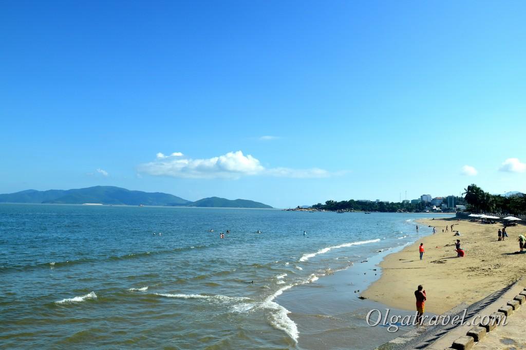 Нячанг Север пляж