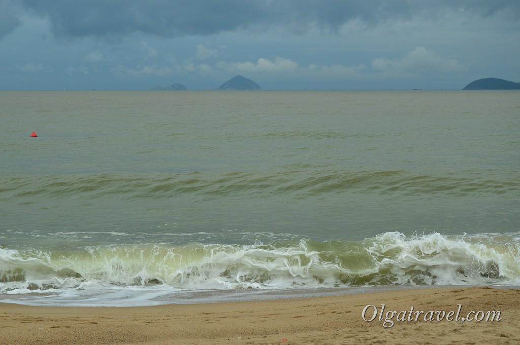 Нячанг море в октябре