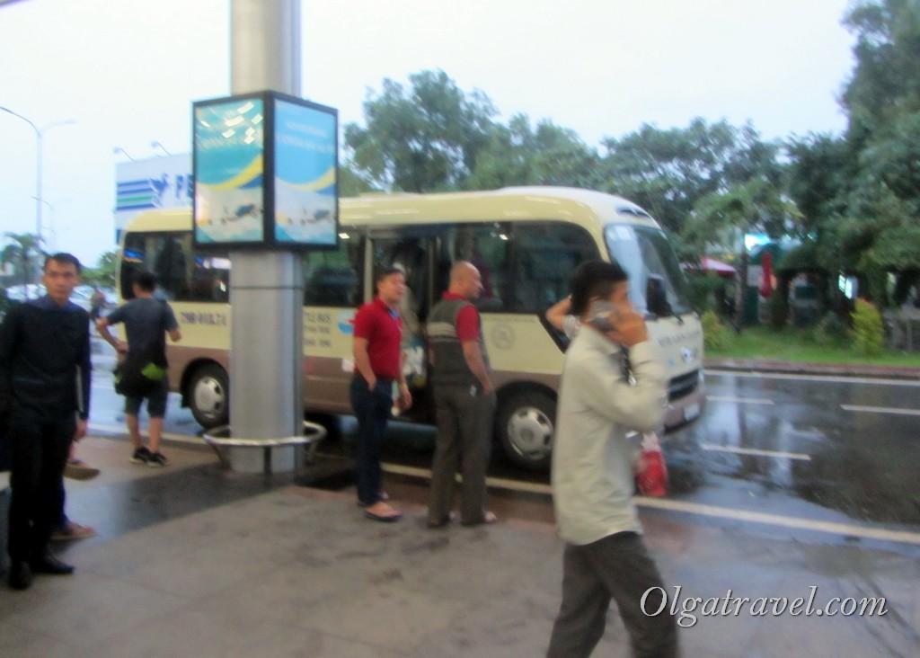 из аэропорта Камрань в Нячанг