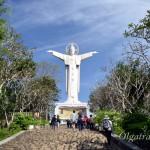 Статуя Христа в Вунгтау – непростой путь наверх!