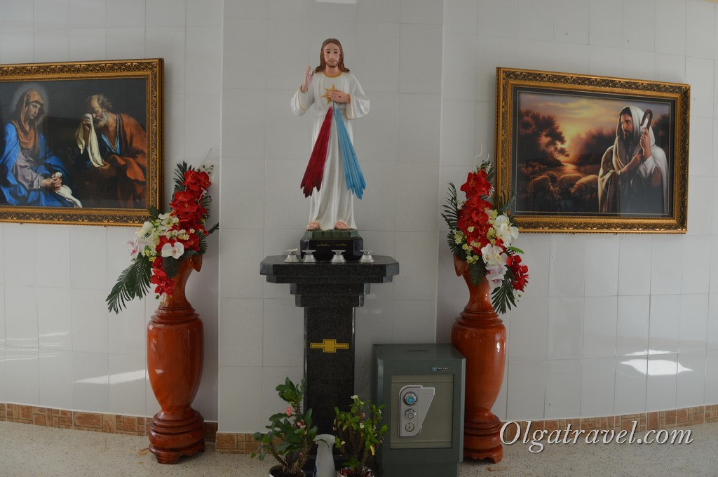 Вунгтау статуя Христа