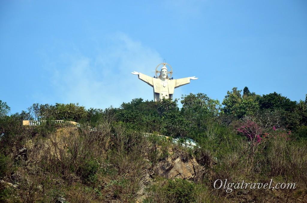 Вунгтау статуя