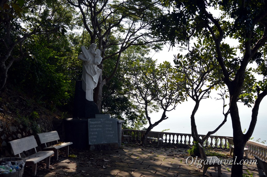 Вунгтау статуя Иисуса Христа