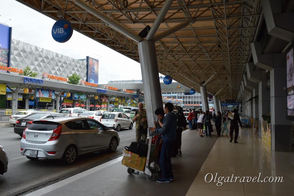 Как добраться из аэропорта Хошимина в Вунгтау