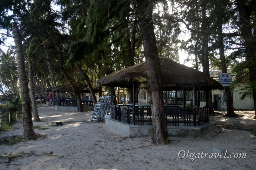 пляж Зоклет Нячанг