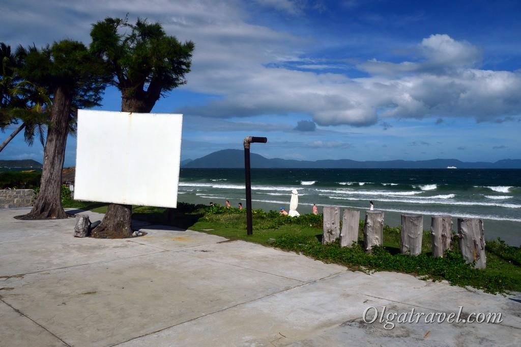 пляж Доклет Вьетнам