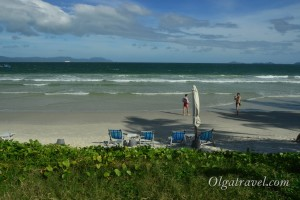 пляж Доклет