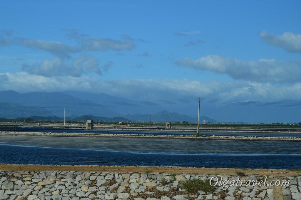 соляные поля Нячанг