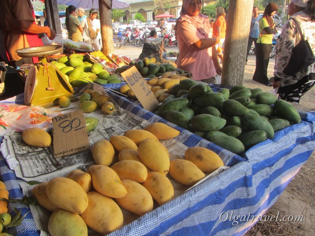 рынки Ао Нанга