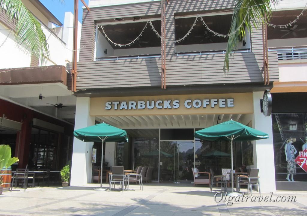 Ао Нанг кафе