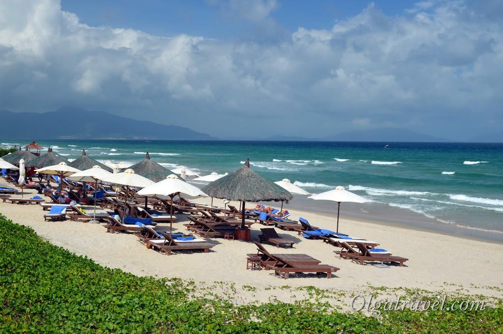 пляж Бай Зай Нячанг