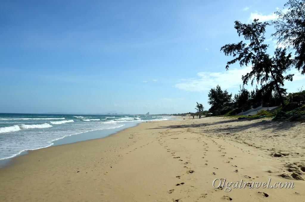 Бай Зай пляж Нячанг