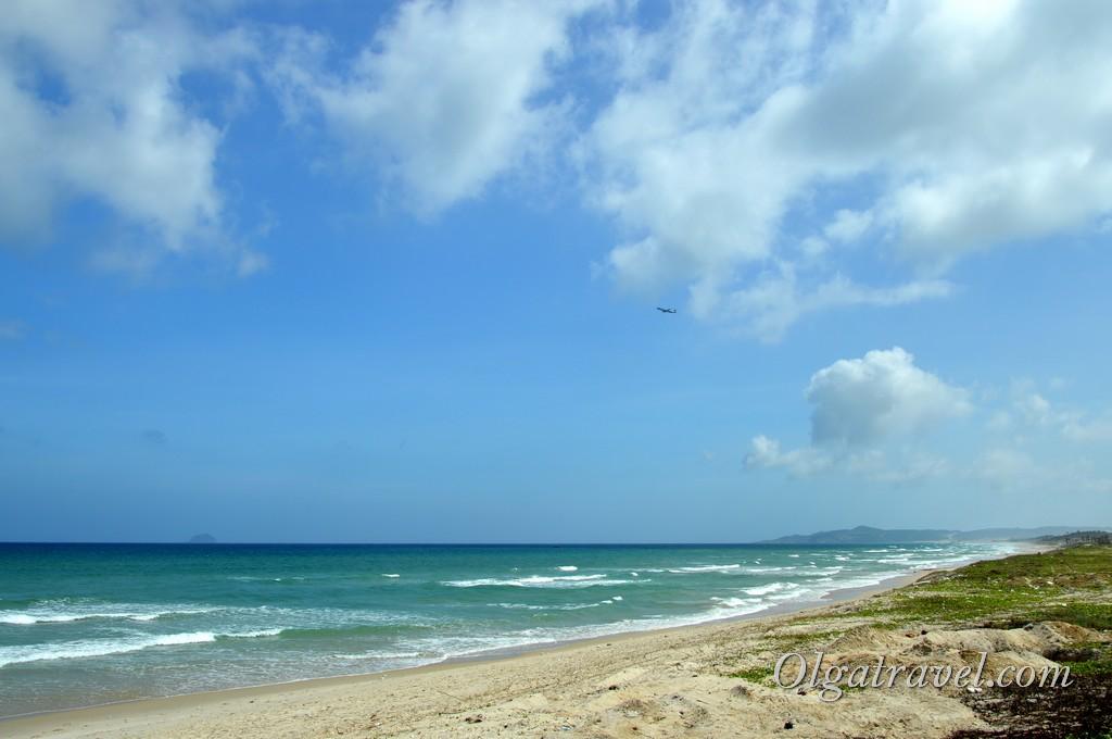 пляж Бай Зай