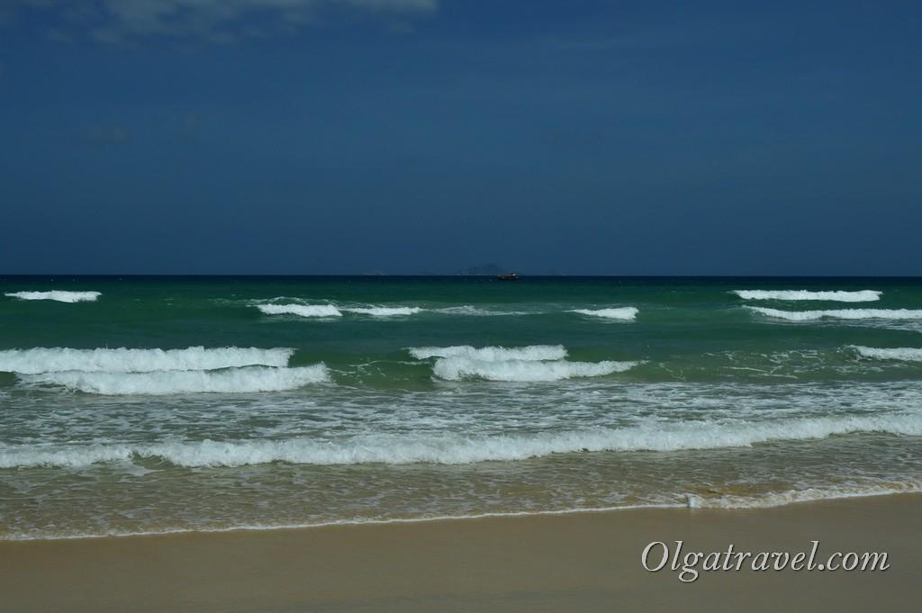 пляж Бай Дай Вьетнам