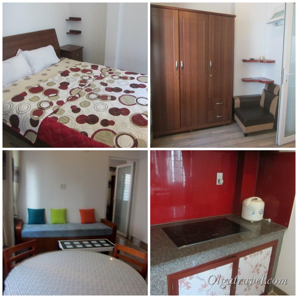 недорогие апартаменты в Нячанге