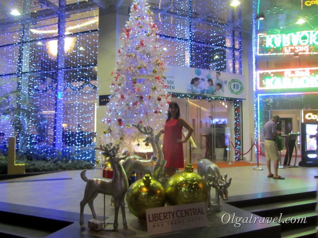 вьетнам Нячанг Новыйгод