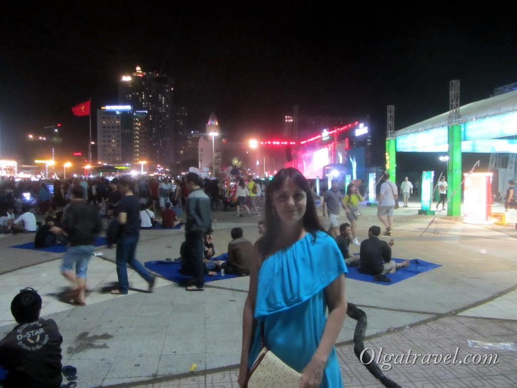Нячанг Вьетнам Новый год