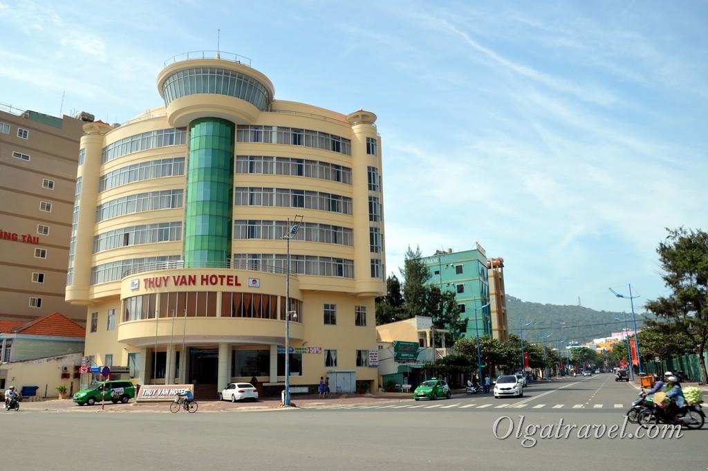 Отели Вунгтау