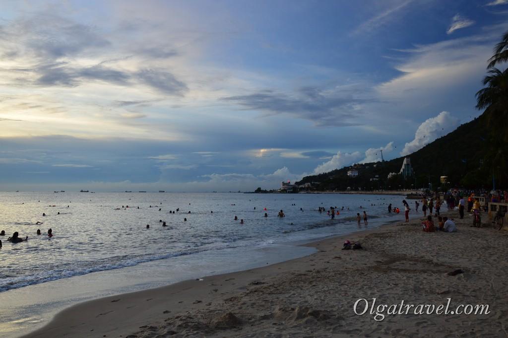 Вунтау пляжи
