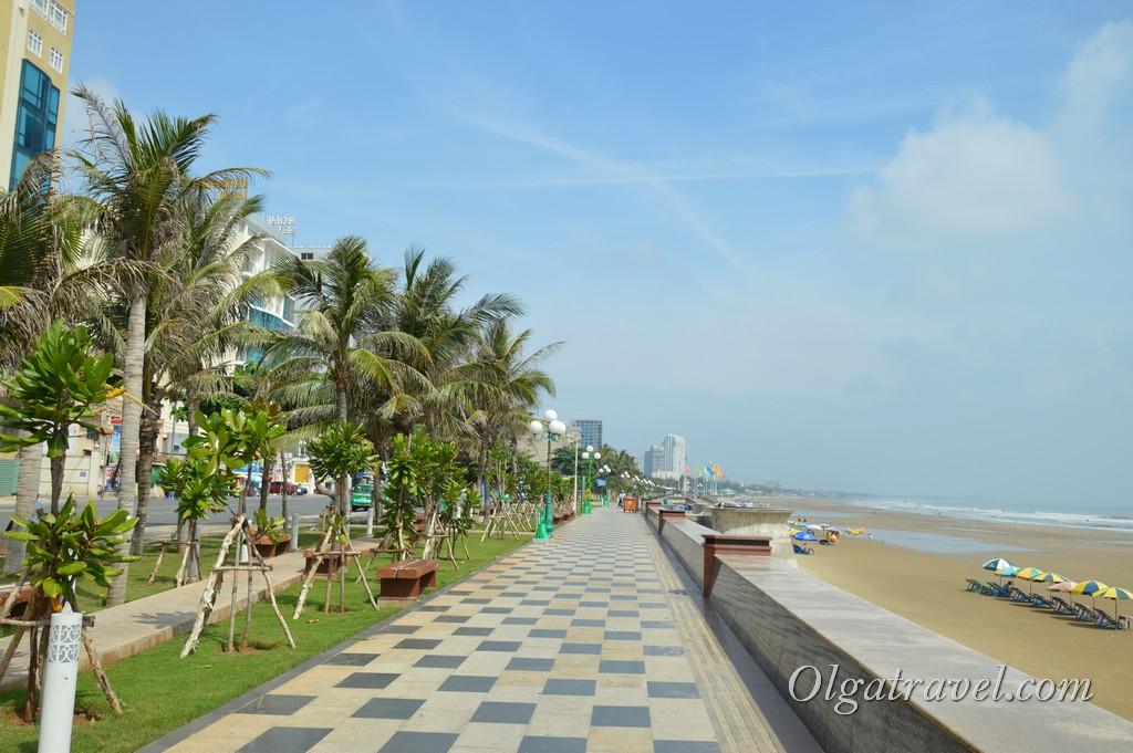 курорт Вунгтау Вьетнам