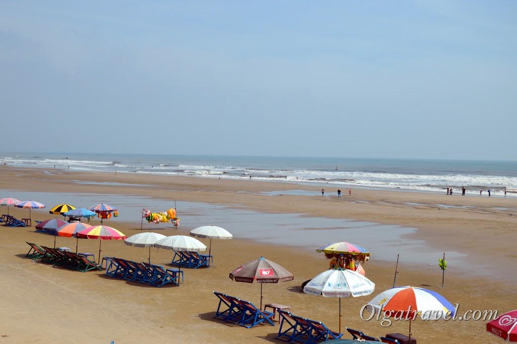 Пляжи Вунгтау