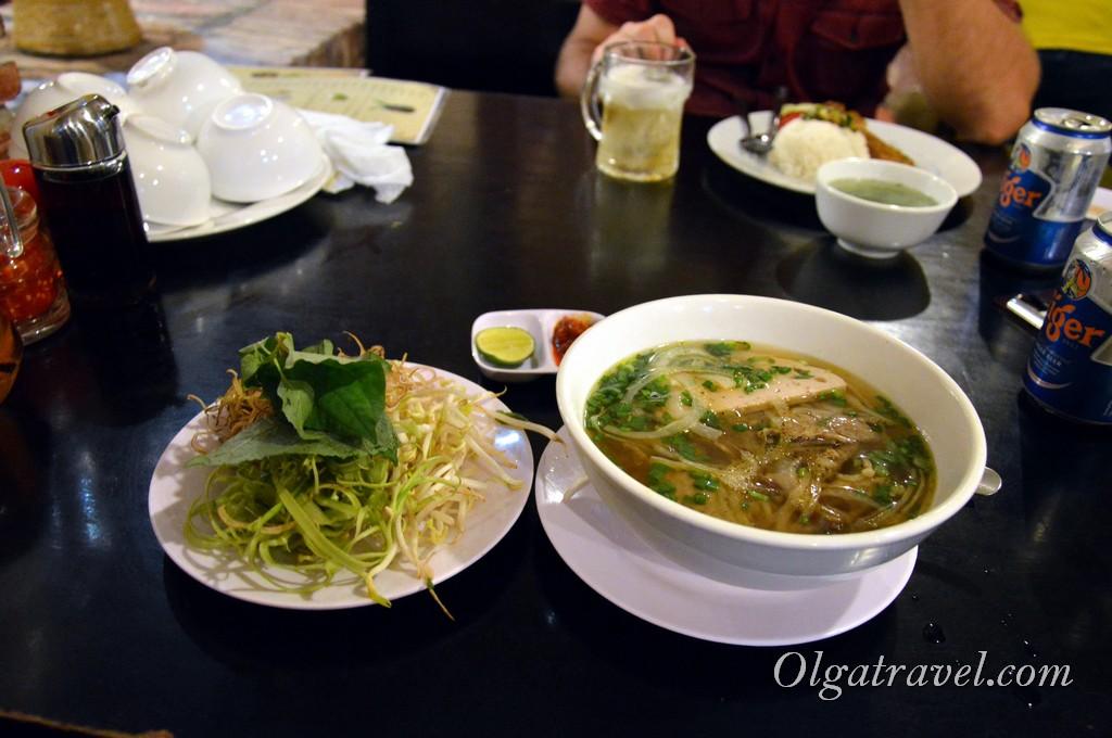 Вунгтау еда Вьетнам