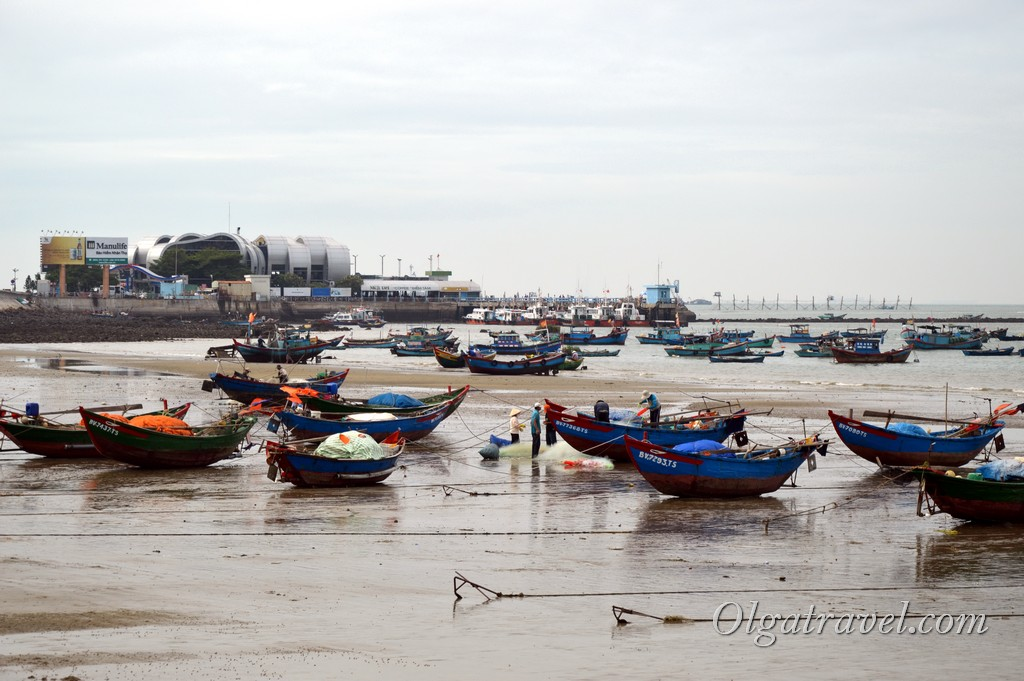 Вунгтау пляжи