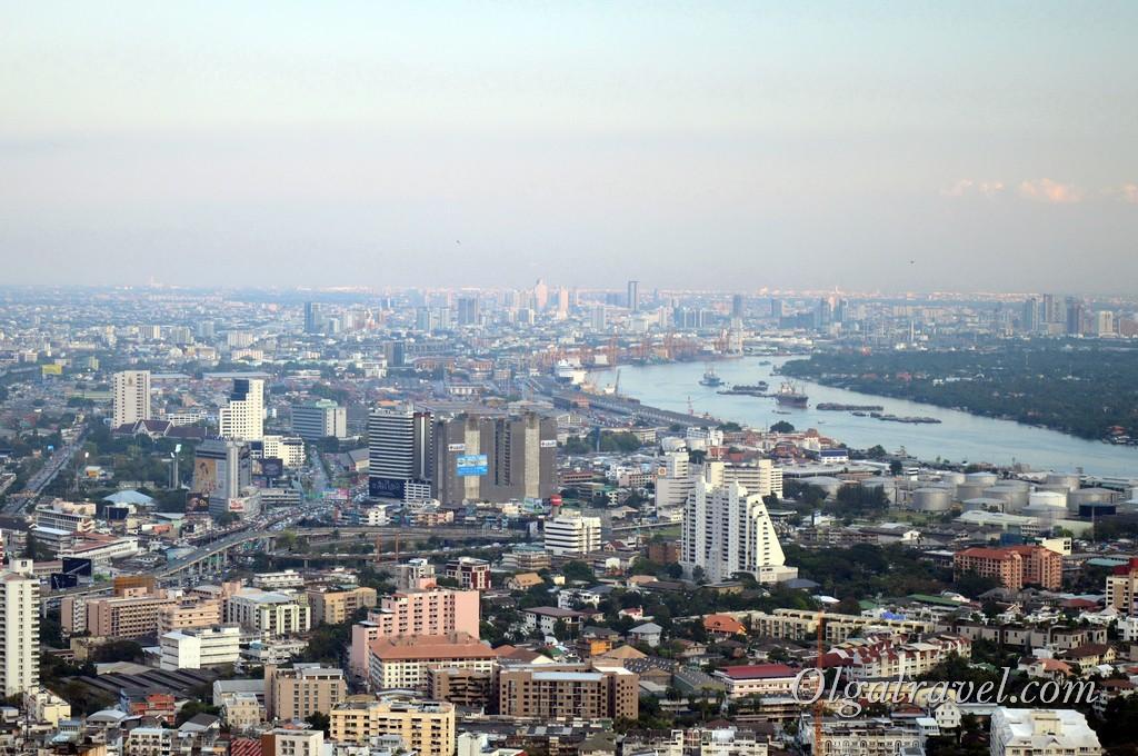 Бангкок вид