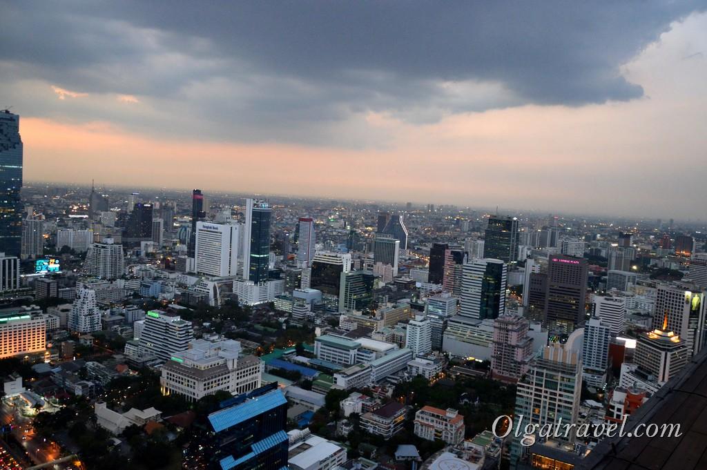 Скай бар Бангкок