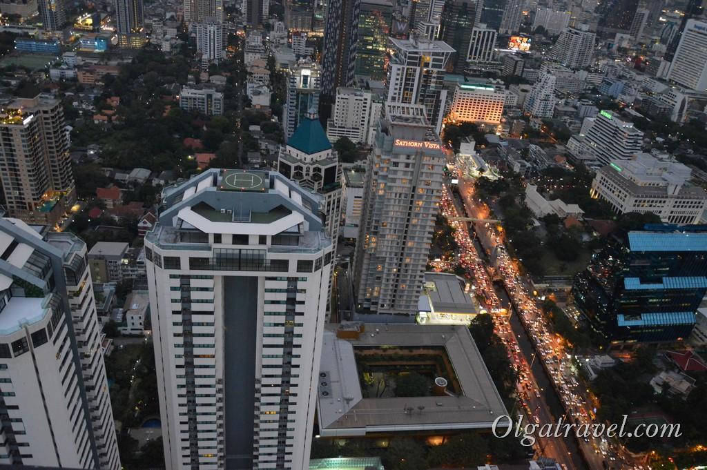 Руфтоп бар Бангкок