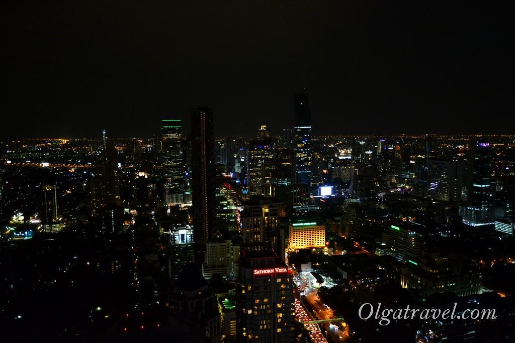 Бангкок бар на крыше