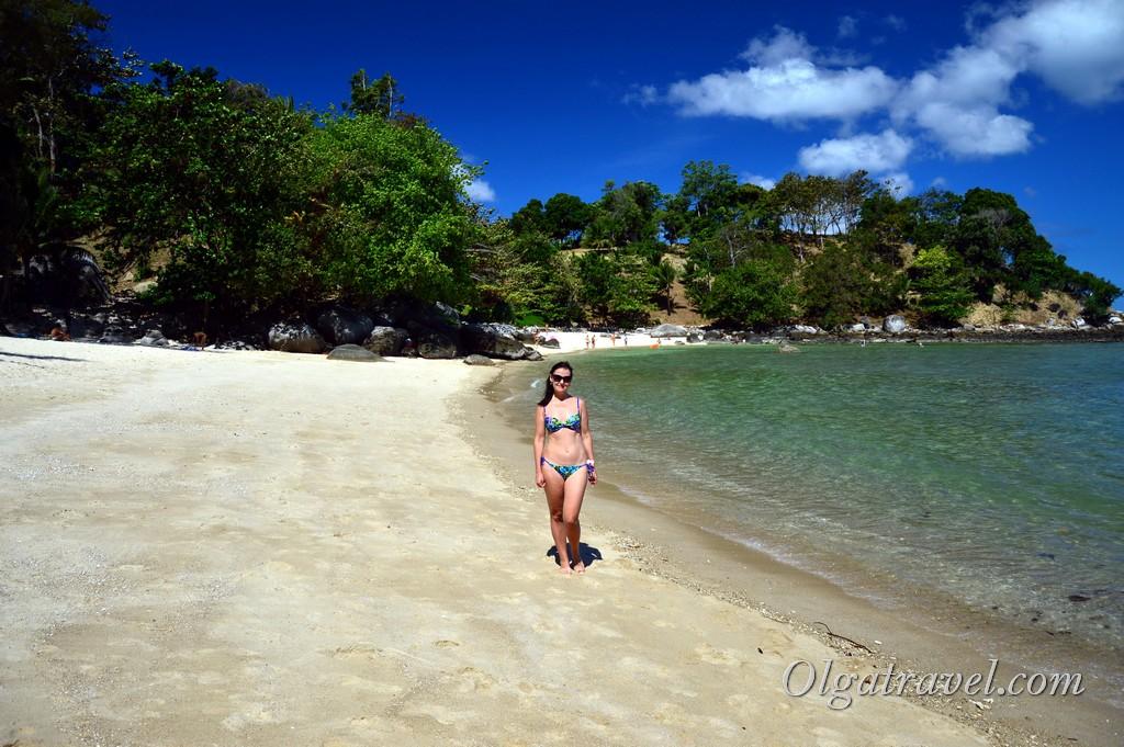 пляж Парадайз фото
