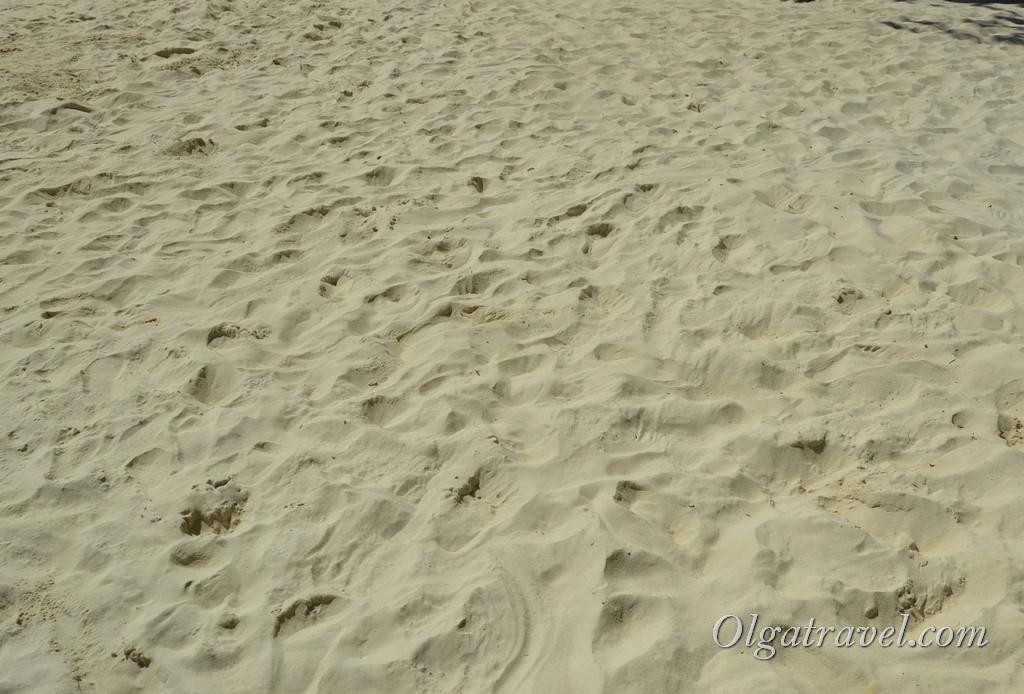 пляж Парадайз