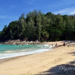 Пляж Банана Пхукет – уютный пляж в маленькой бухте + ВИДЕО