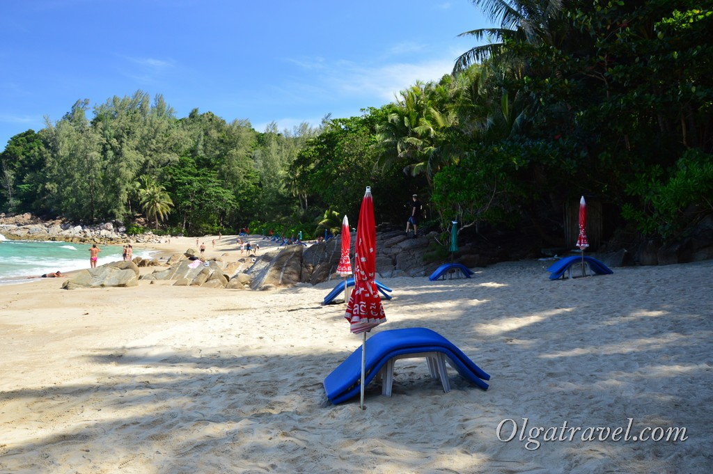 пляж Банана бич Пхукет