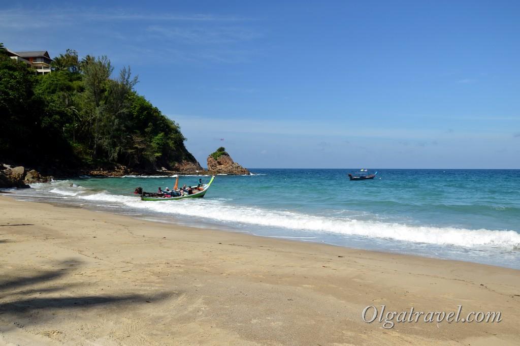 пляж Банана Пхукет