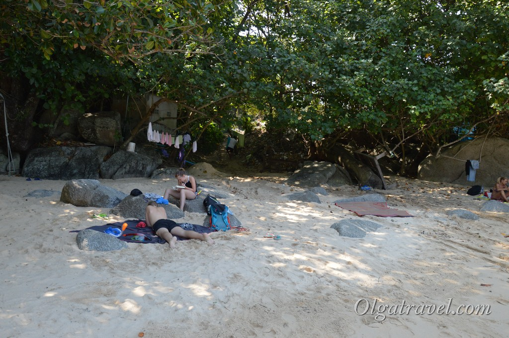пляж Лаем Синг Пхукет