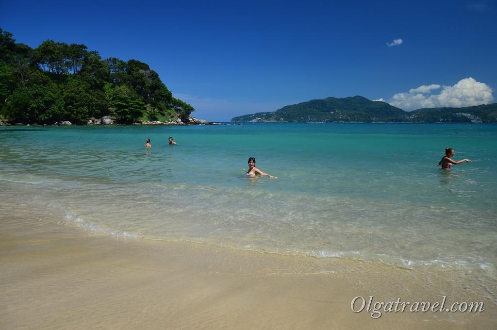 пляжи Пхукета без волн