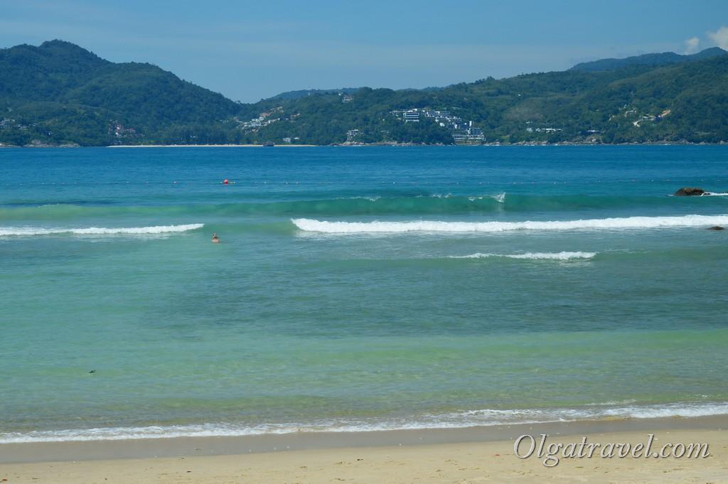 пляжи без волн Пхукет