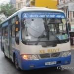 Автобусы в Нячанге. Маршруты автобусов в Нячанге на карте. Как добраться до достопримечательностей, рынков и магазинов на автобусе
