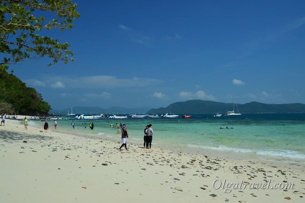 Коралловый остров Пхукет