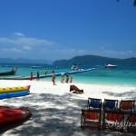Коралловый остров – ближайший к Пхукету райский остров с неплохим подводным миром