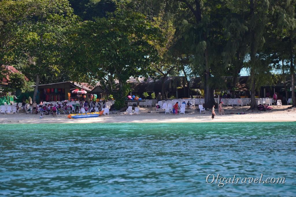 остров кораловый пхукет