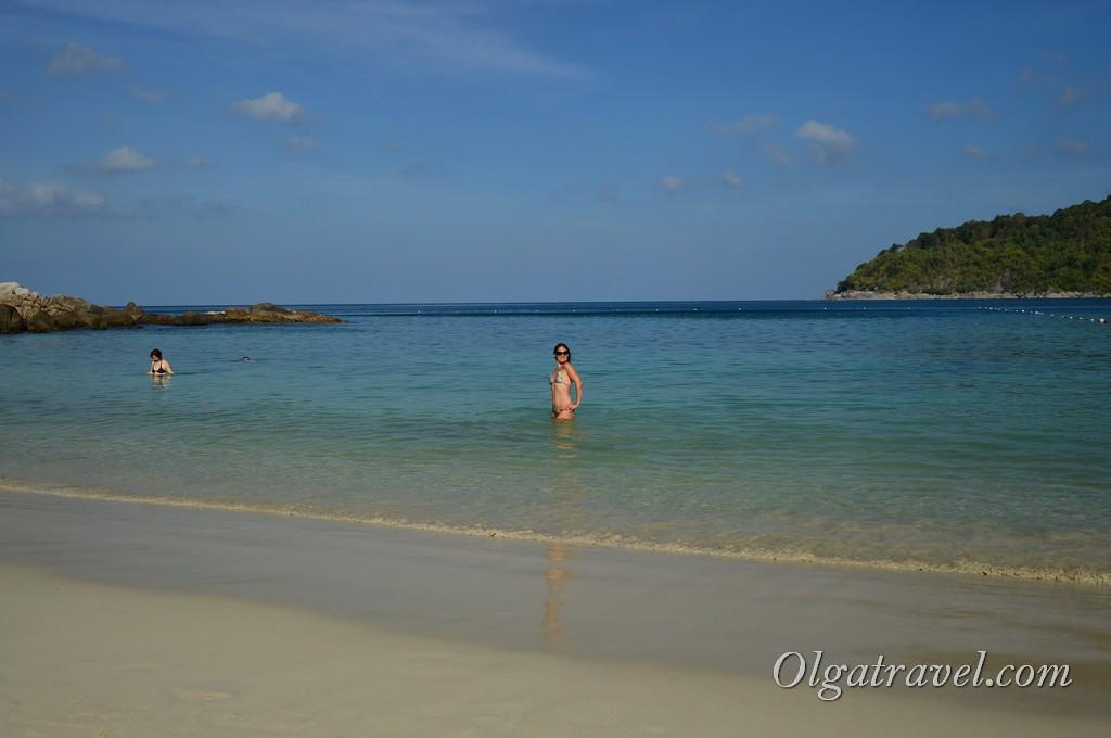 пляж Фридом Пхукет