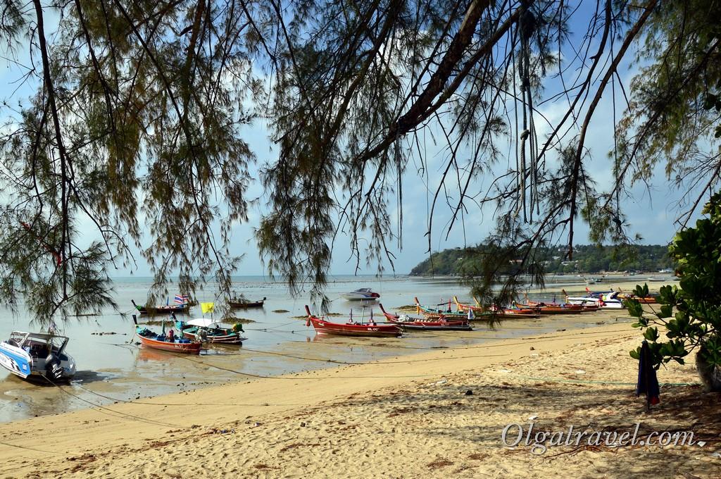 пляж Равай Пхукет